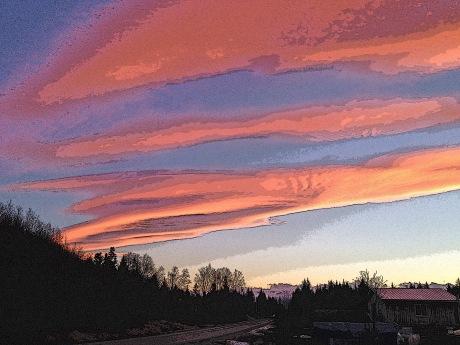 More and more sunrise 002filmgrain