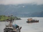 Kodiak fishing boats